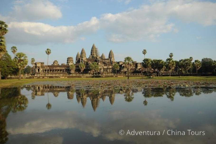 Vietnam a Kambodža (fotografie 12)
