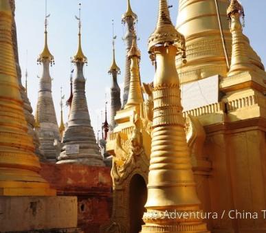 Myanmar – Velká cesta