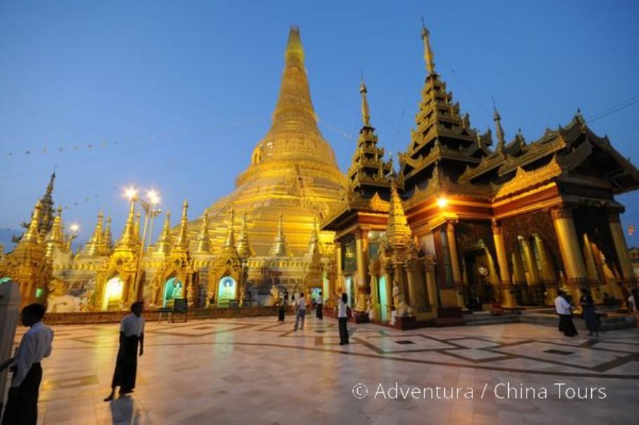 Myanmar – Velká cesta (fotografie 2)