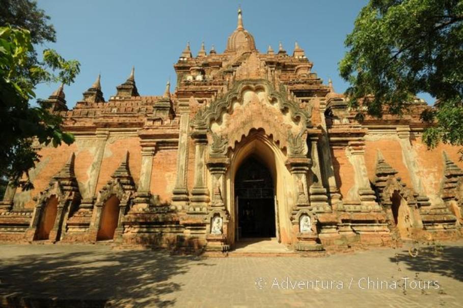 Myanmar – Velká cesta (fotografie 14)