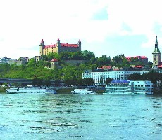 Cesta po Slovensku