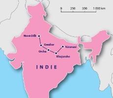 Váranasí a posvátná řeka Ganga