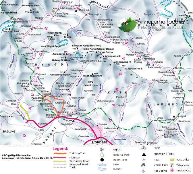 Nepál a trek v Himalájích (expedice) (fotografie 3)