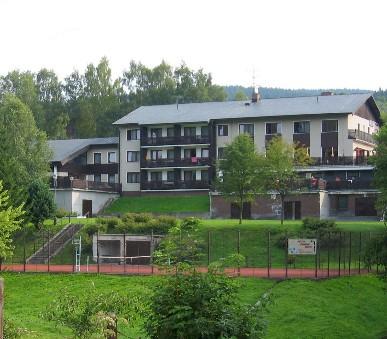 Hotel Čertův Mlýn