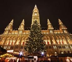Kouzlo adventní Vídně