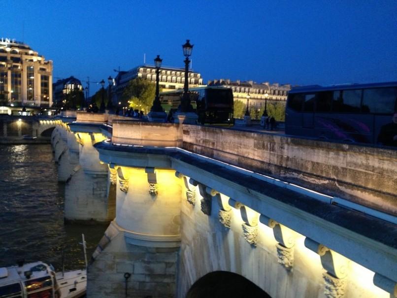 Paříž a Versailles od A do Z – hotely Campanille a Premiere (fotografie 106)