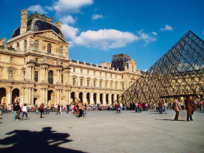 Paříž a Versailles od A do Z – hotely Campanille a Premiere (fotografie 64)