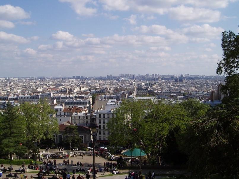 Paříž a Versailles od A do Z – hotely Campanille a Premiere (fotografie 72)