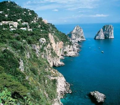Itálie, Neapolský záliv - ubytování v hotelu II