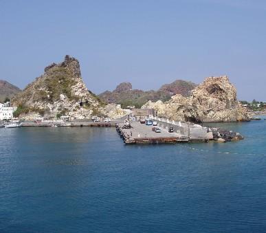 Pohodový týden Liparské ostrovy a Stromboli - letecky