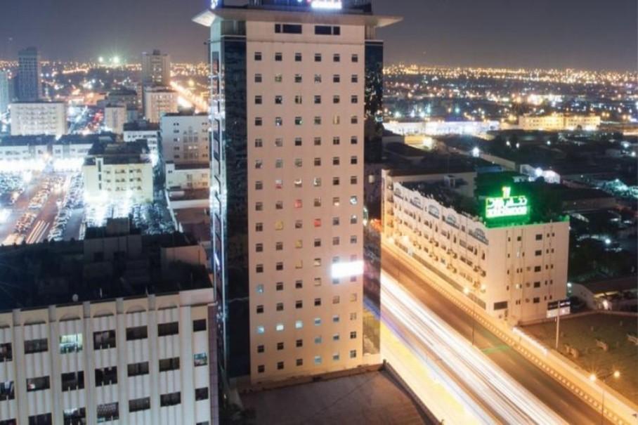 City Max Hotel Sharjah (fotografie 1)