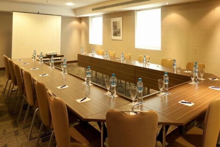 City Max Hotel Sharjah (fotografie 14)