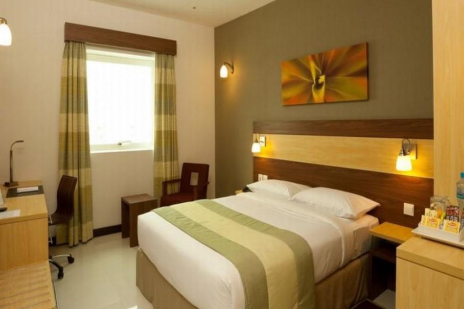 City Max Hotel Sharjah (fotografie 21)