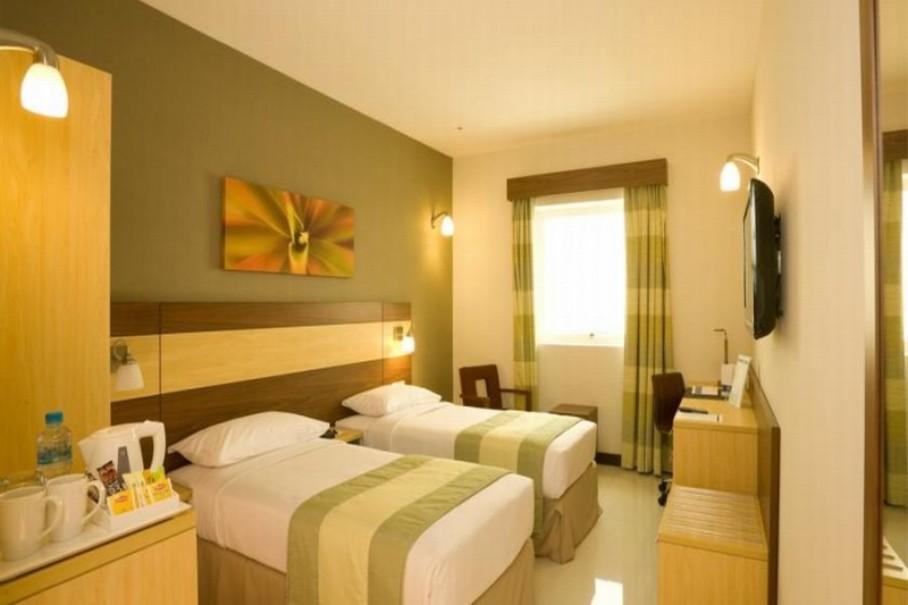 City Max Hotel Sharjah (fotografie 22)