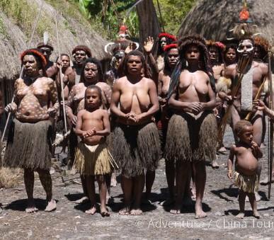 Západní Papua a Bali