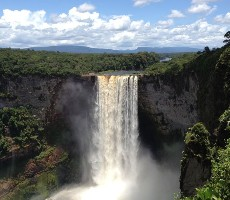 Belém - Fr. Guyana - Surinam - Guyana