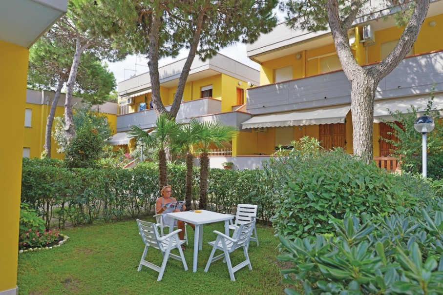 Apartmány Piazzetta (fotografie 19)