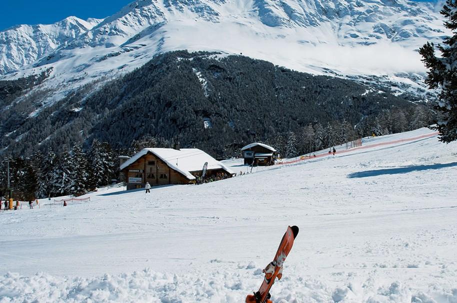 Alta Valtellina / Santa Caterina