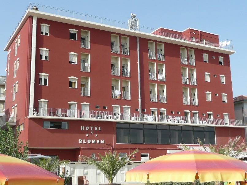 Hotel Blumen (fotografie 1)