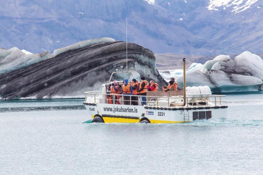 Gejzíry, ledovce, vodopády a fjordy Islandu - Letecké víkendy (fotografie 8)