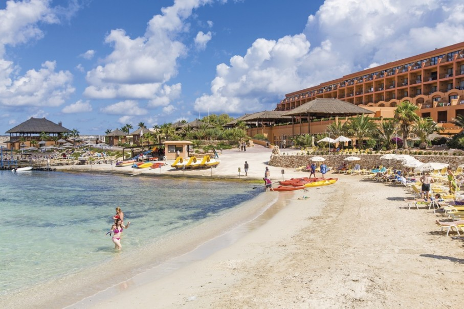 Hotel Ramla Bay (fotografie 7)