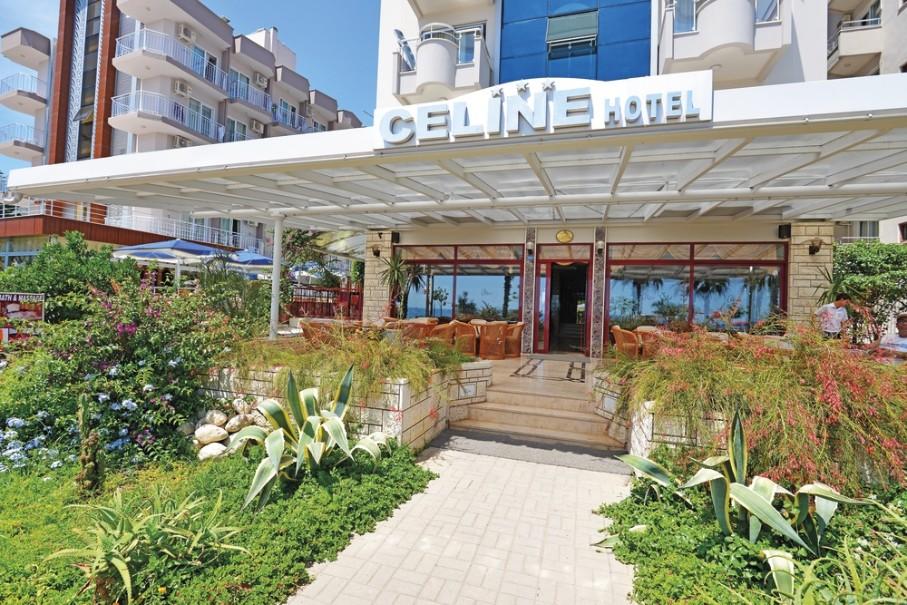 Hotel Kleopatra Celine (fotografie 20)