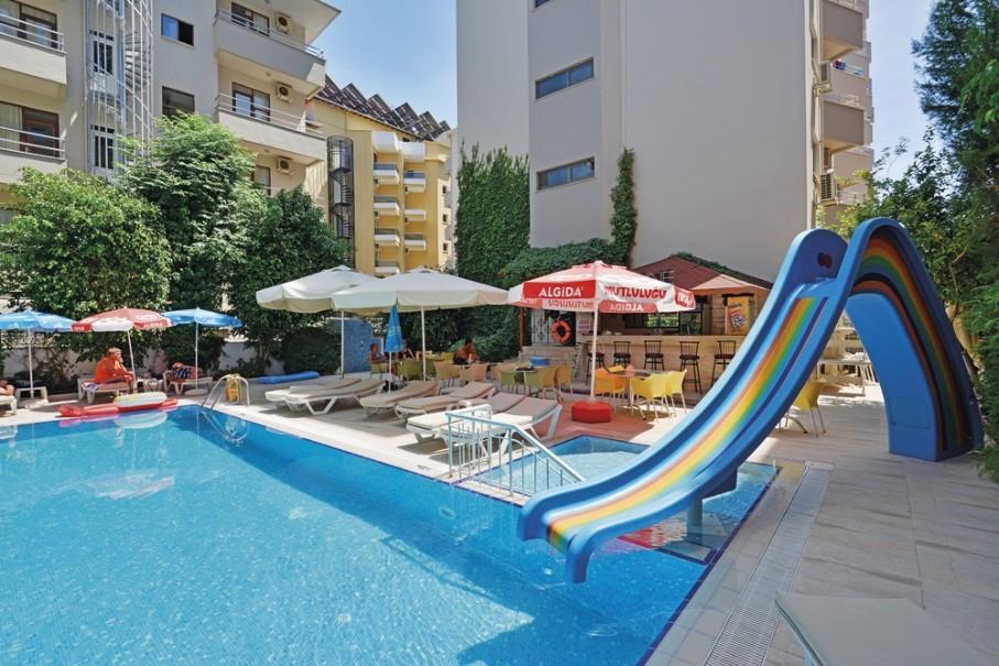 Hotel Kleopatra Celine (fotografie 8)