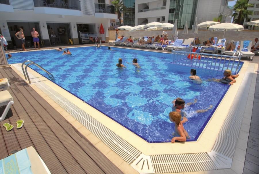 Hotel Oba Star (fotografie 6)