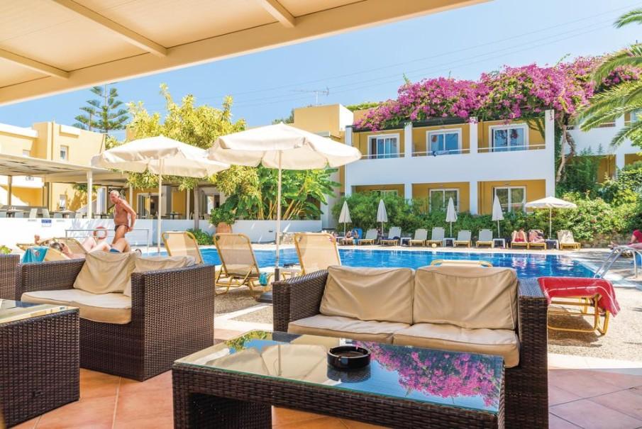 Hotel Xidas Garden (fotografie 7)
