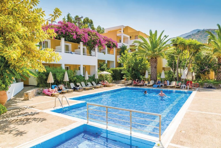 Hotel Xidas Garden (fotografie 6)
