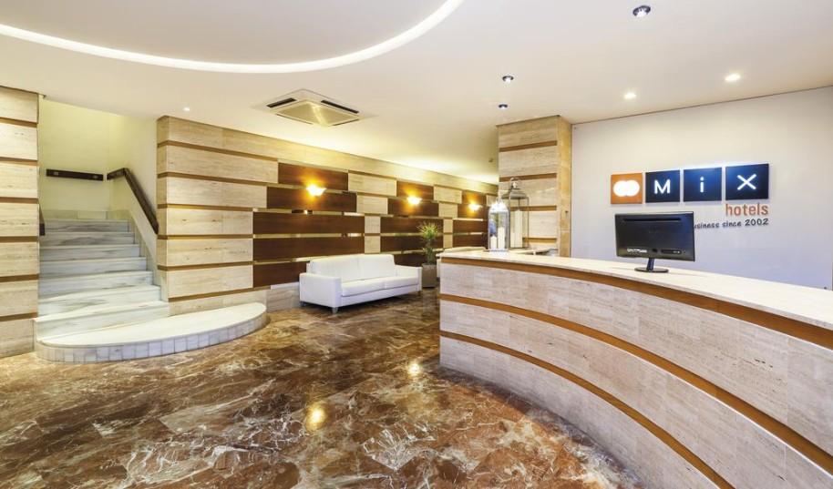 Hotel Mix Colombo (fotografie 14)