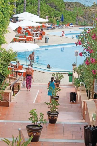 Hotel Auramar Beach Resort (fotografie 22)