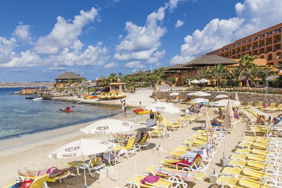 Hotel Ramla Bay (fotografie 5)