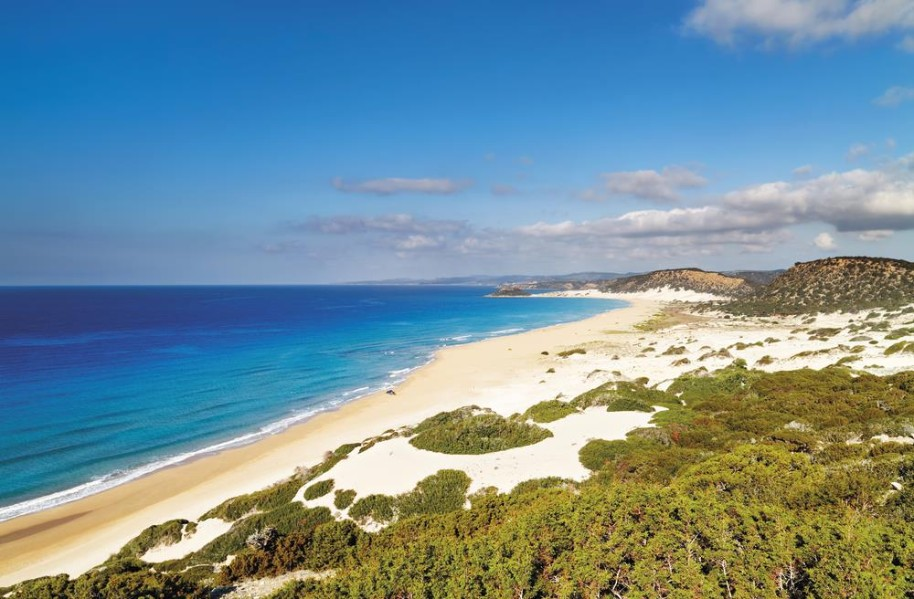 Cesta za perlami Kypru (fotografie 4)