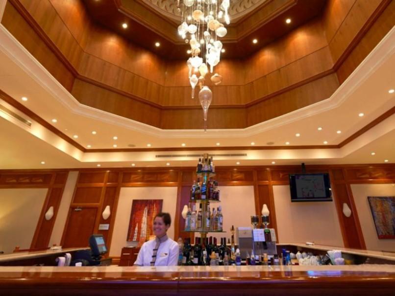 Hotel Crowne Plaza (fotografie 17)