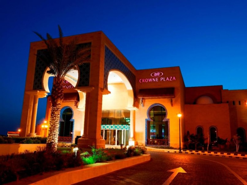 Hotel Crowne Plaza (fotografie 22)