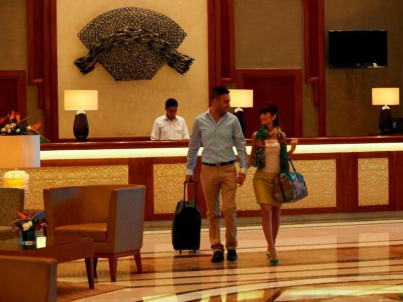Hotel Crowne Plaza (fotografie 4)