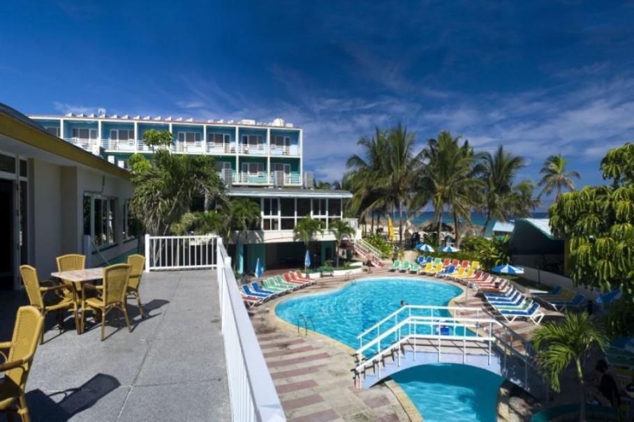 Hotel Club Atlántico (fotografie 1)