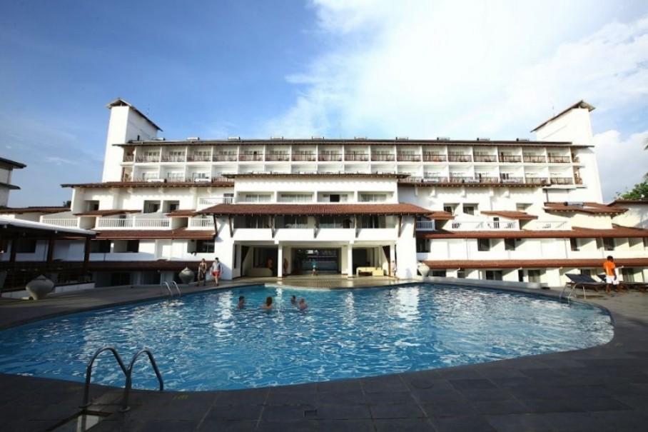 Hotel Citrus Hikkaduwa (fotografie 17)