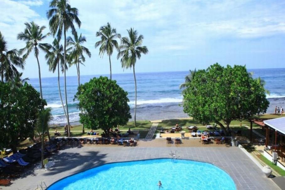 Hotel Citrus Hikkaduwa (fotografie 19)
