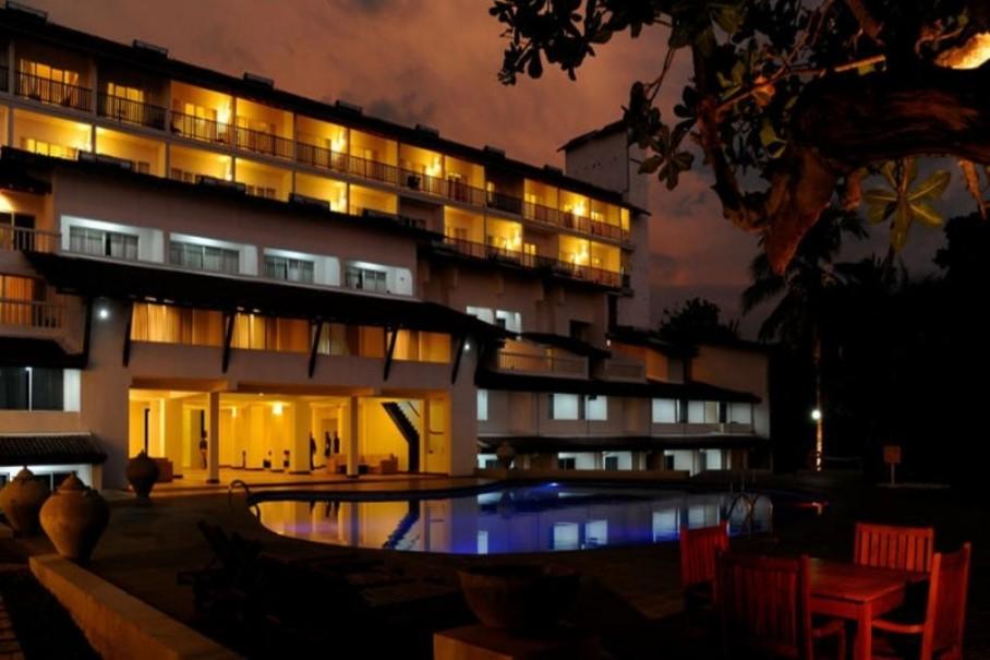 Hotel Citrus Hikkaduwa (fotografie 22)