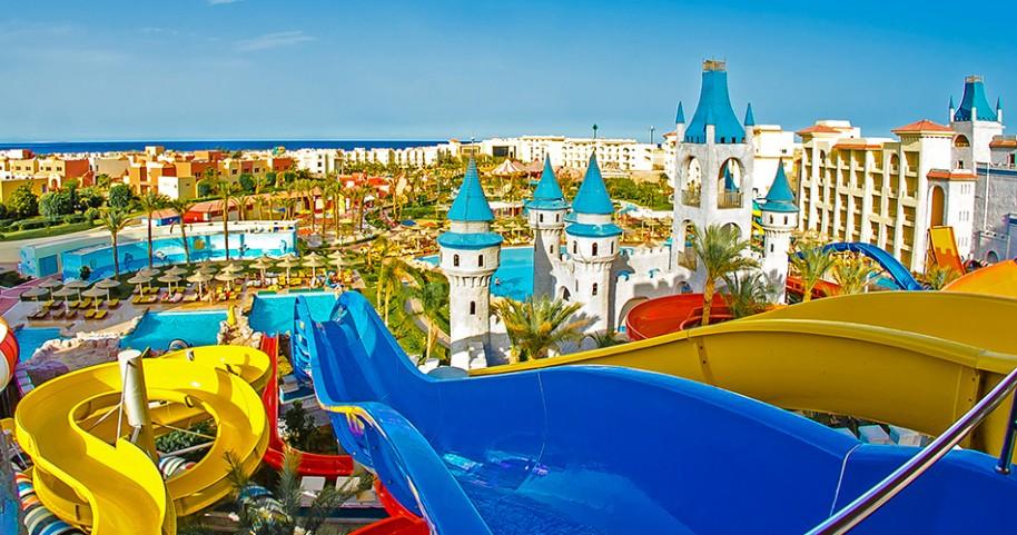 Hotel Fun City Resort & Aquapark (fotografie 1)