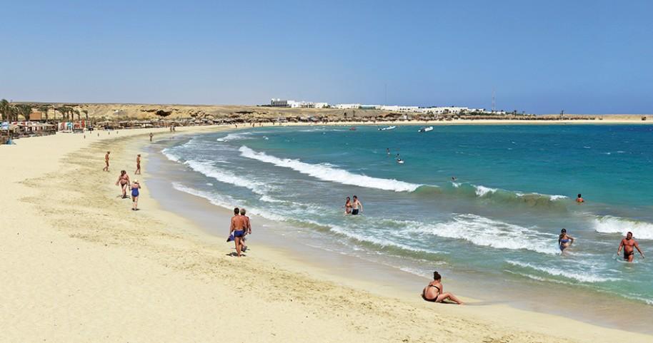 Hotel Malikia Beach Resort Abu Dabbab (fotografie 5)