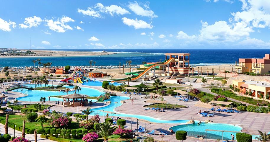Hotel Malikia Beach Resort Abu Dabbab (fotografie 9)