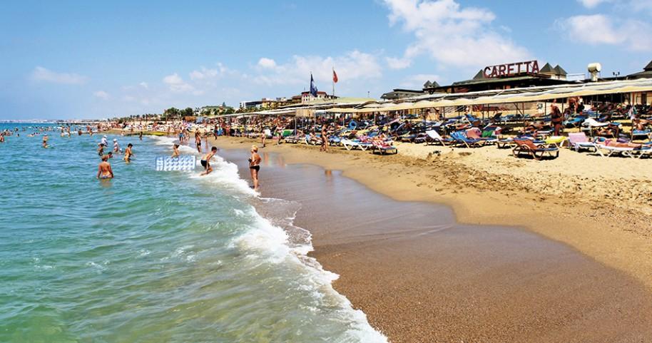 Hotel Caretta Beach (fotografie 9)