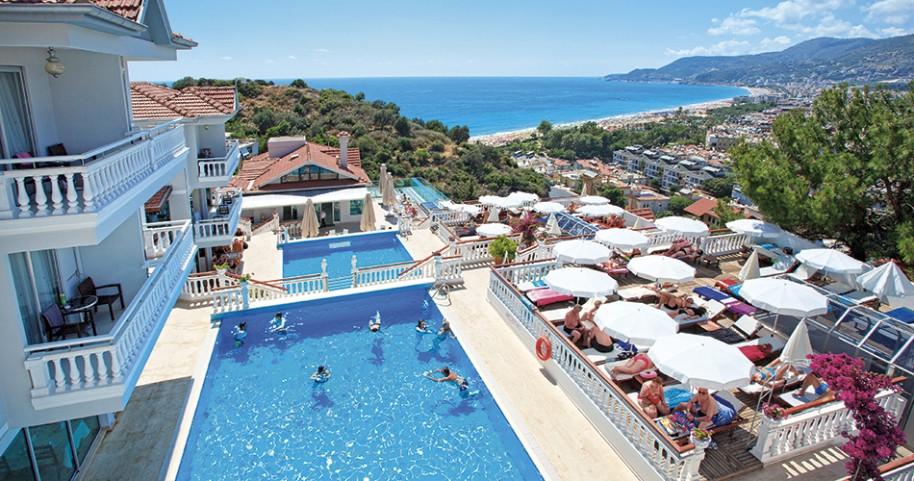 Hotel Sunny Hill Alya (fotografie 1)