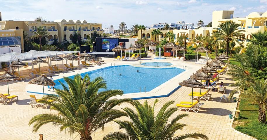 Hotel Club Djerba Les Dunes (fotografie 1)