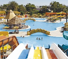Magic Hotel Caribbean World Garden Monastir