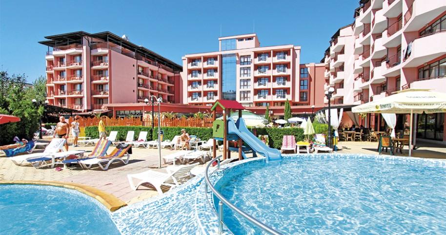 Hotel Izola Paradise (fotografie 1)
