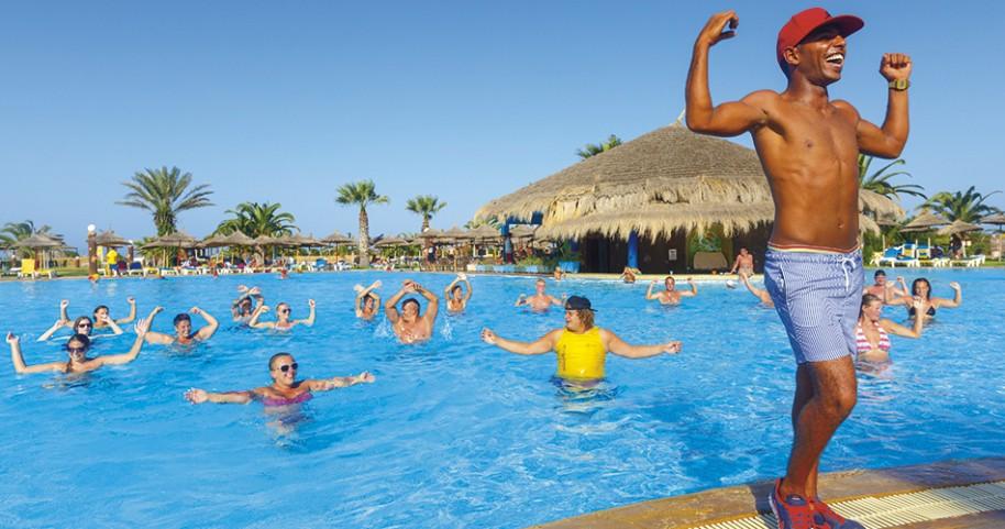 Hotel Caribbean World Mahdia (fotografie 2)
